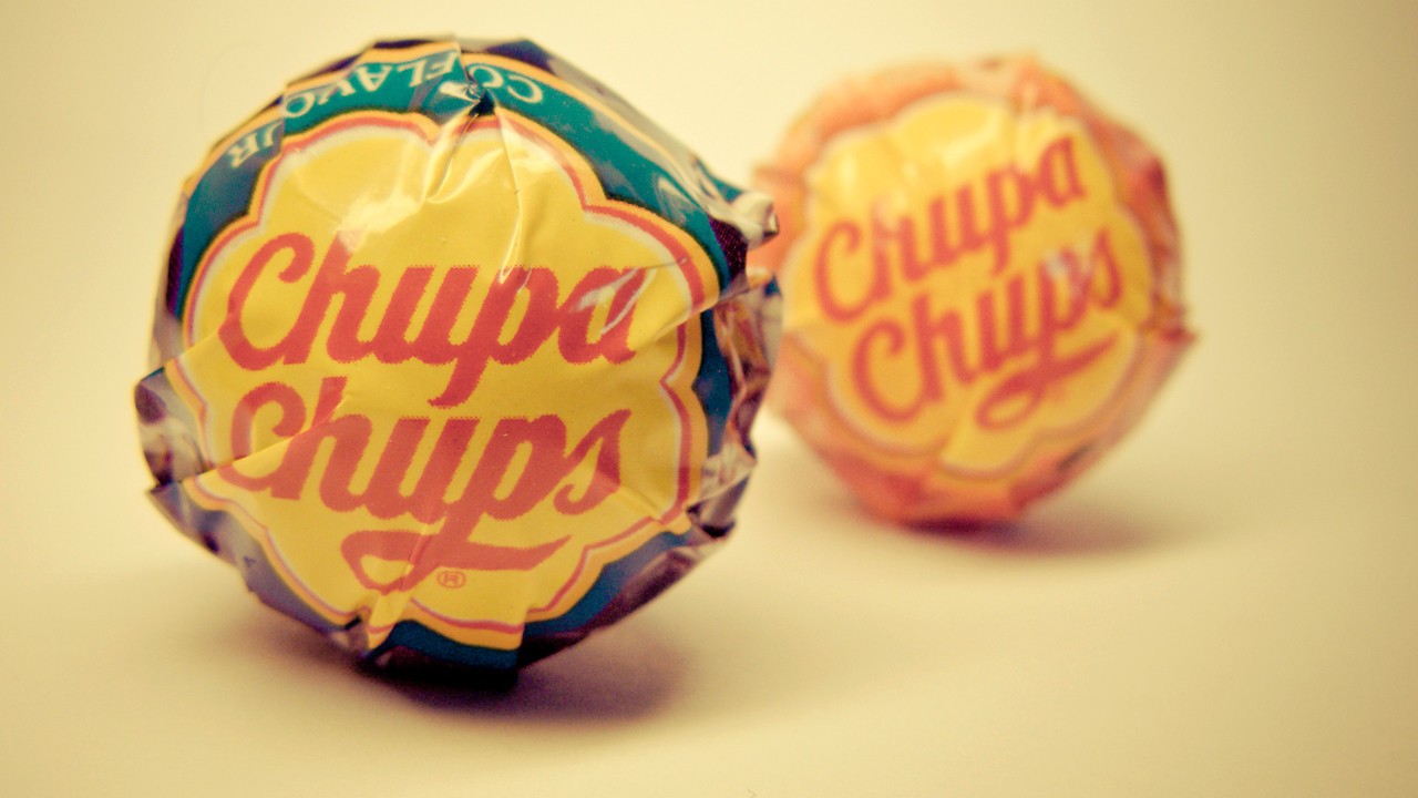 salvador dal237�s real masterpiece the logo for chupa chups