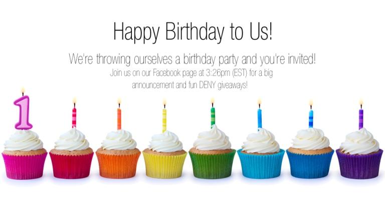 happy birthday to us deny designs turns one