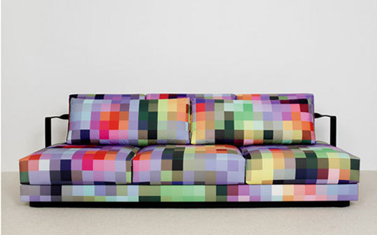 image via - Pixelated Interior Design