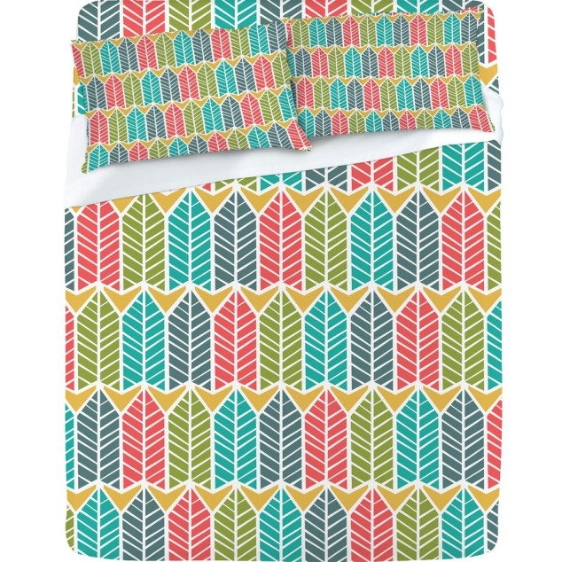 Heather Dutton Arboretum Sheet Set