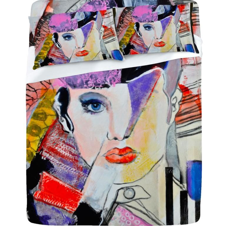 Lana Greben Upside Down Inside Out 2 Sheet Set