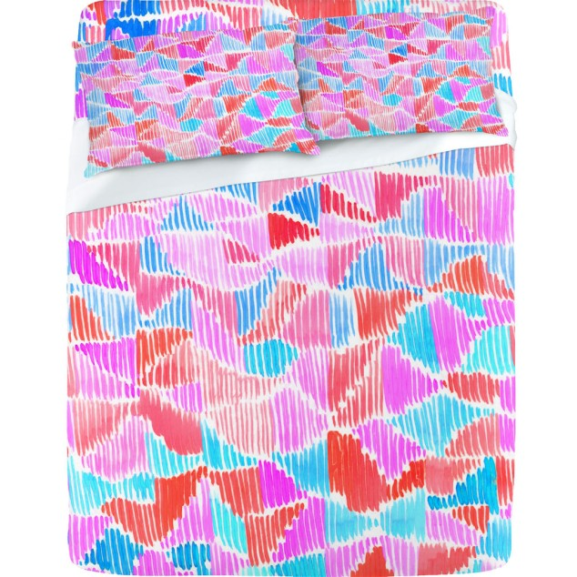 Amy Sia Scribbles Sheet Set