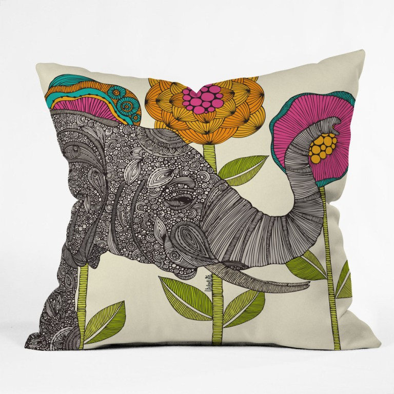 Valentina Ramos Aaron Throw Pillow