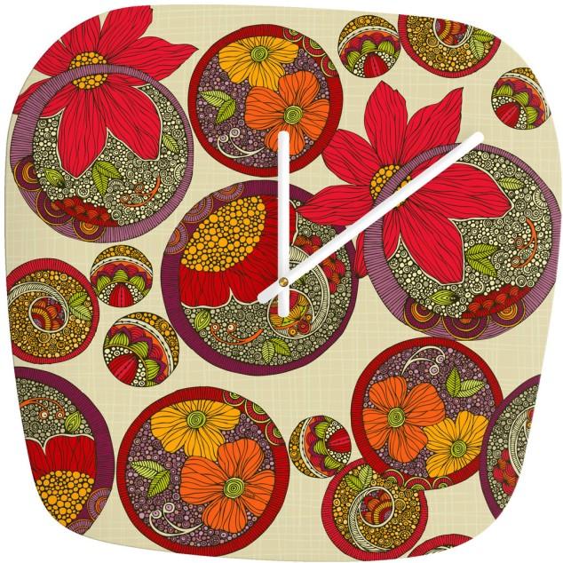 Valentina Ramos Zoe Modern Clock