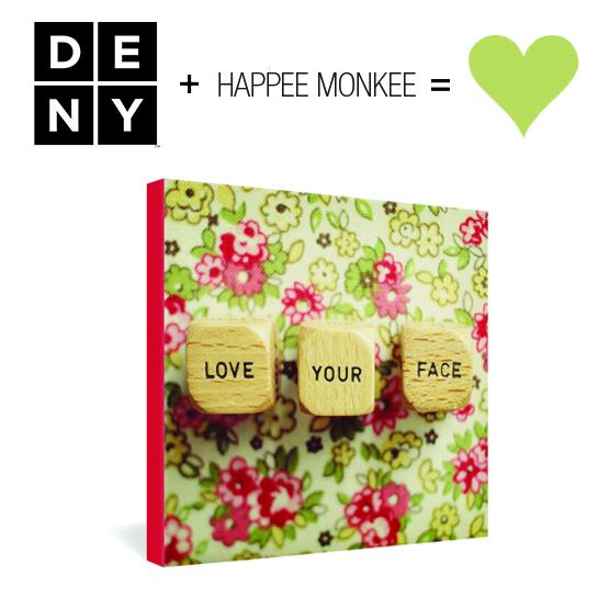 HAPPEEMONKEE + DENY DESIGNS