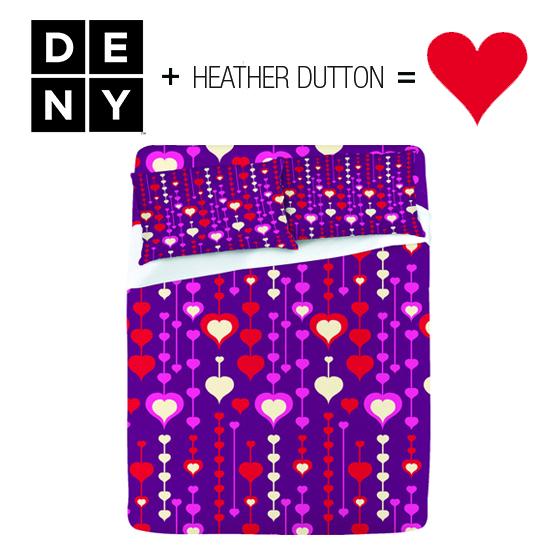 HEATHERDUTTON + DENY DESIGNS