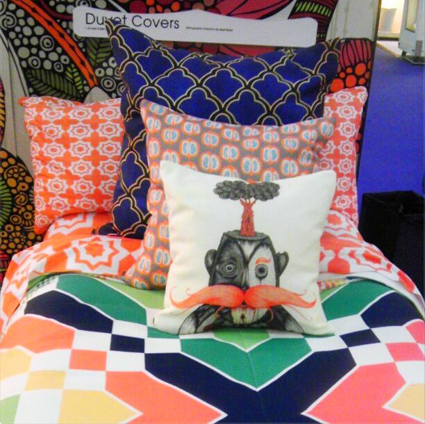 Sneak peek at new york international gift fair deny designs for New york international gift fair