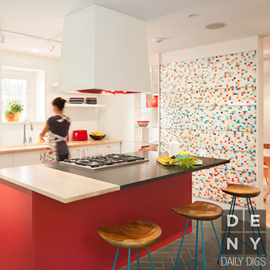 Daily Digs-Colorful-Kitchen-Art