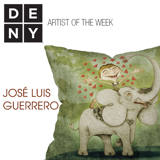 José Luis Guerrero - DENY Artist of the Week