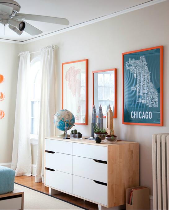 City Loving Kids Room | Daily Digs