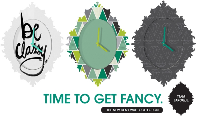 The New DENY Wall Collection & A Giveaway!