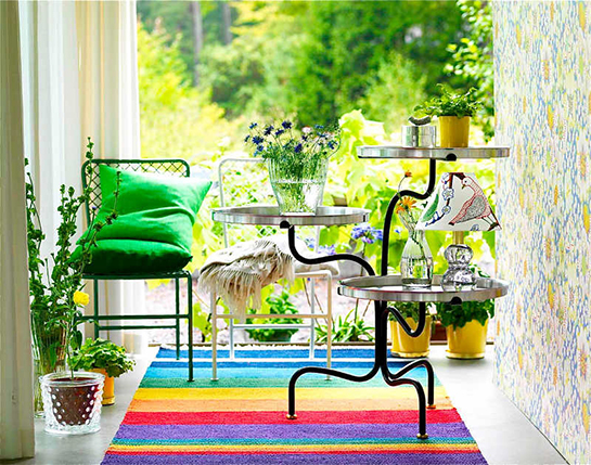 Daily Digs | Grass Green for Spring Decor