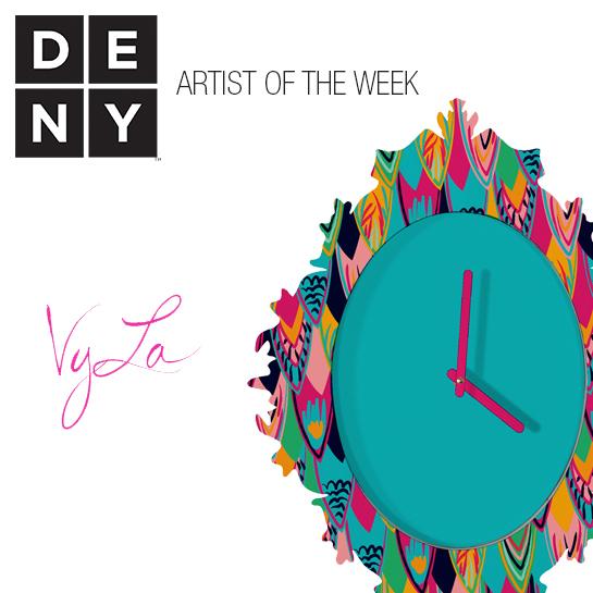 Vyla - DENY Artist of the Week