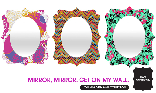 The New DENY Wall Collection
