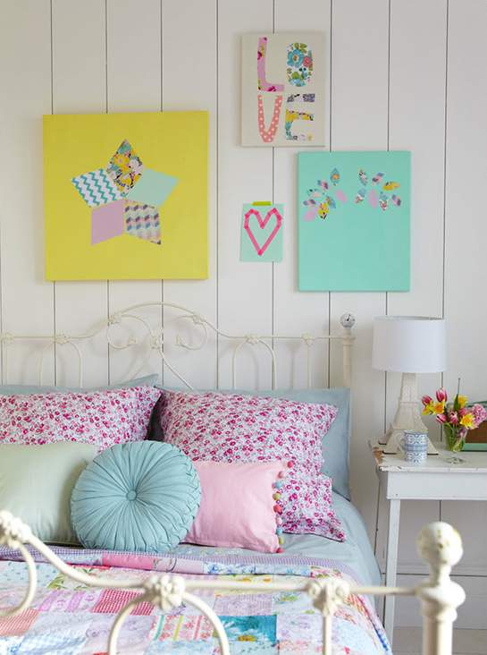 Easter Egg Chic Decor | Daily Digs