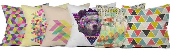 DENY 2nd Birthday and a Free Throw PIllow!