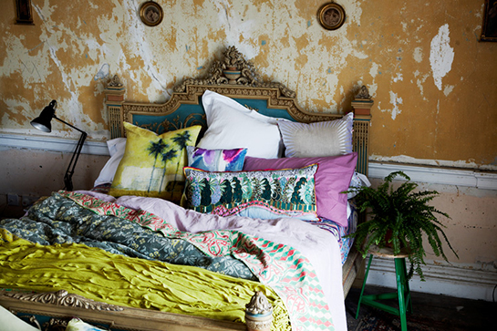 Daily Digs | Colorful Surf Cottage