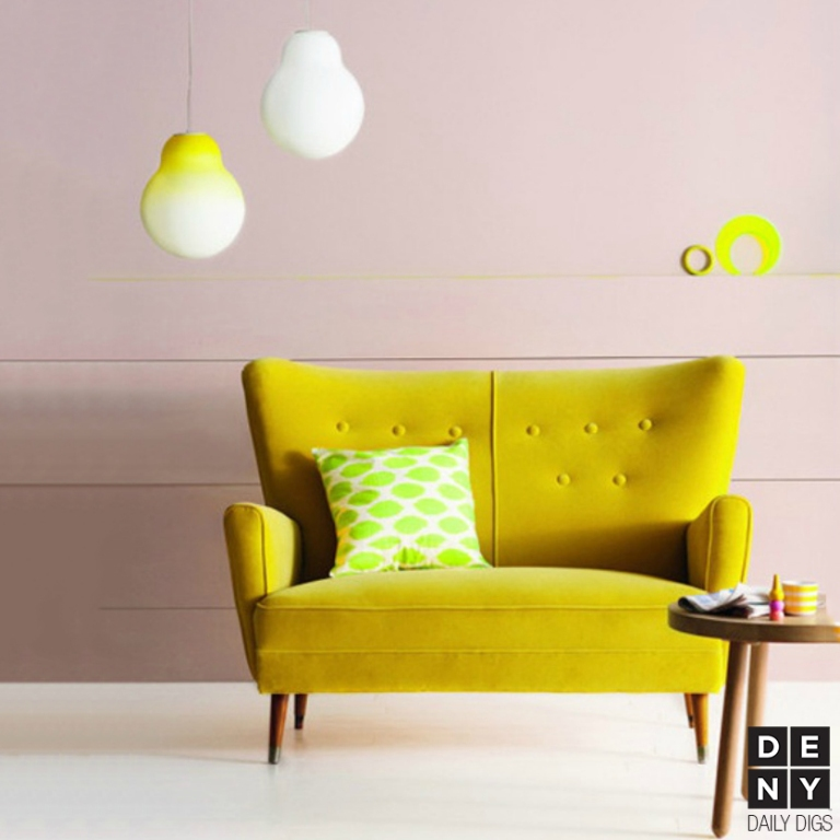 Lavender Brights Decor - Daily Digs