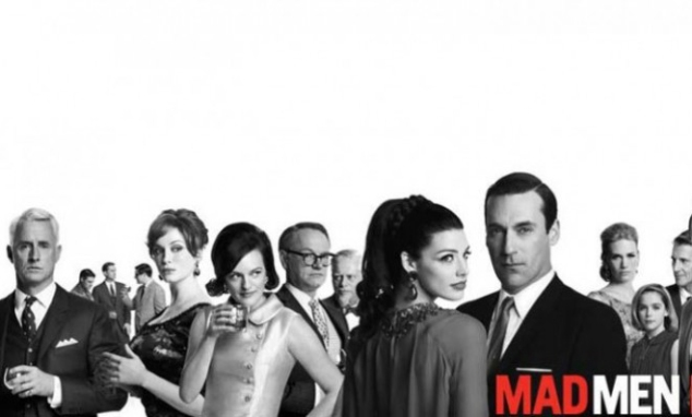 Mad Men Meets DENY Designs