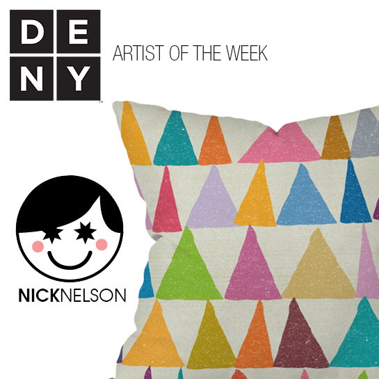 Nick Nelson | DENY Artist of the Week