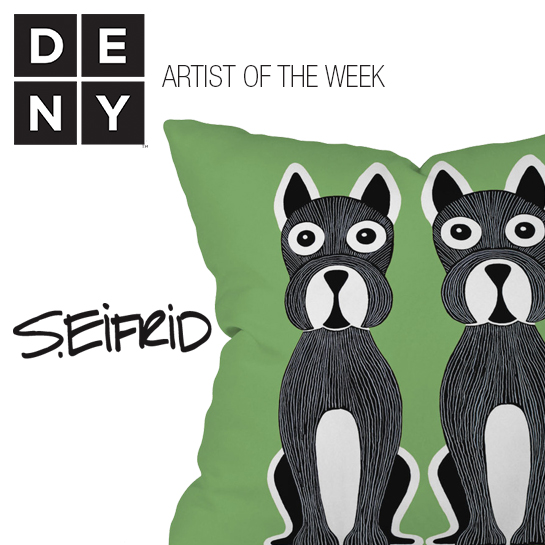 S. Eifrid | DENY Artist of the Week