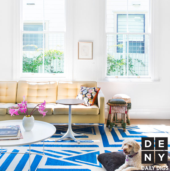 Bright and Blue | Daily Digs