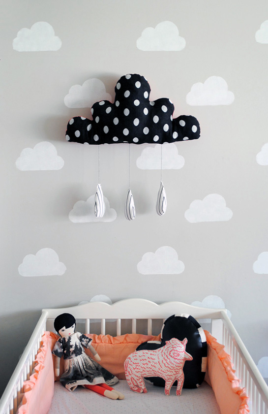 Cloud Nursery | Daily Digs