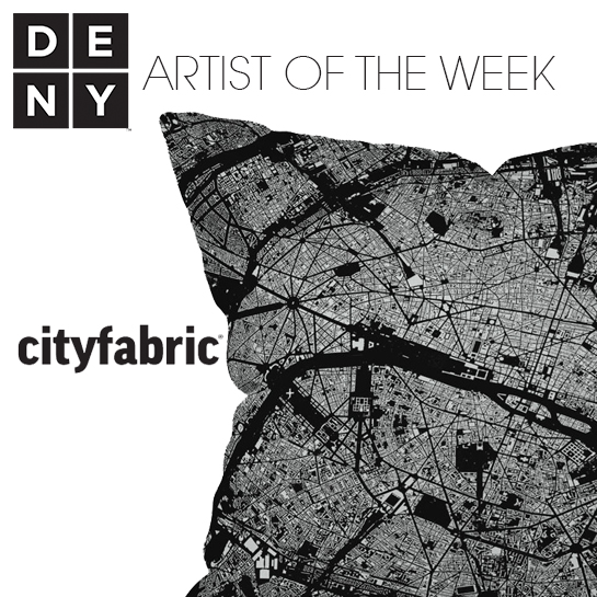 CityFabric Inc. | DENY Artist of the Week