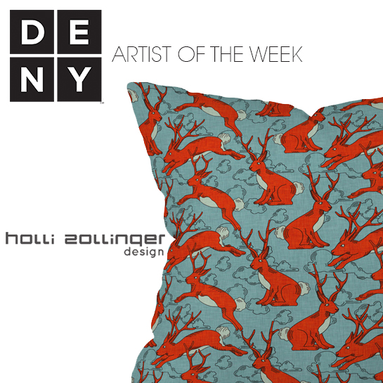 Holli Zollinger | DENY Artist of the Week