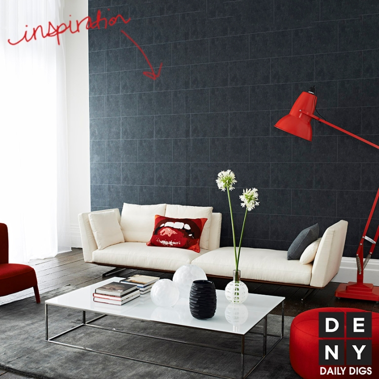 Red Hot Modern | Daily Digs