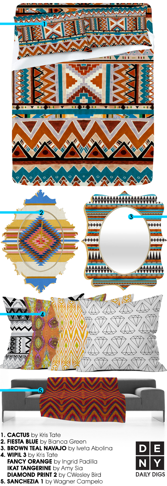 Tribal Gem | Daily Digs