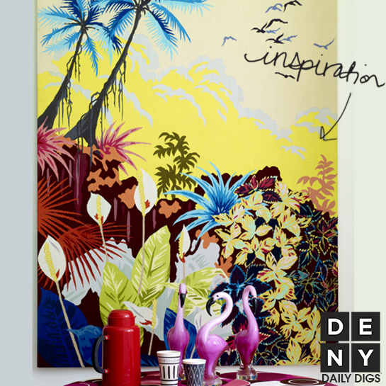 Tropical Paradise | Daily Digs
