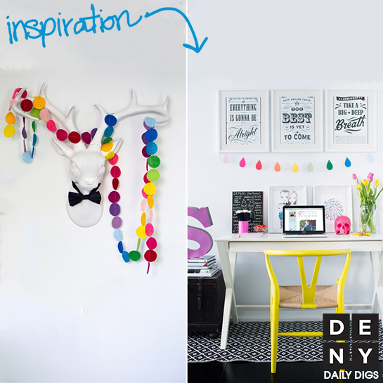 Color Pop Workspace | Daily Digs
