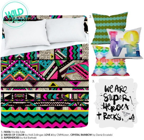 Dorm Room Style Trend Report | Win a Dorm Makeover!