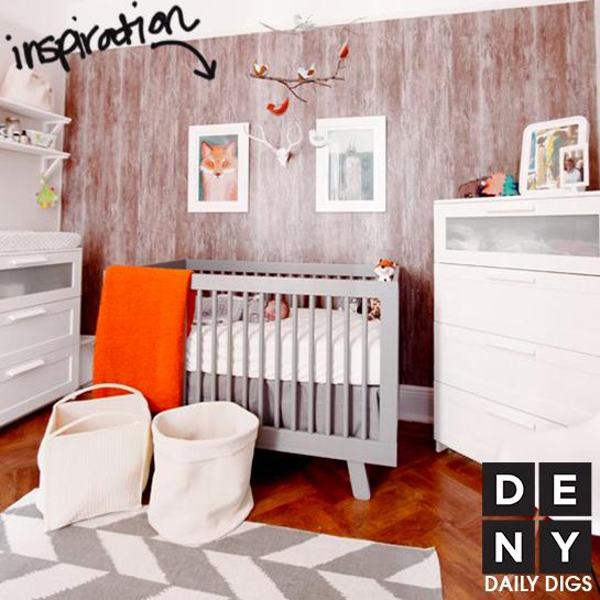 Foxy Nursery | Daily Digs
