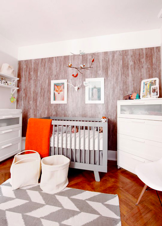 Foxy Nursery | Daily Digs