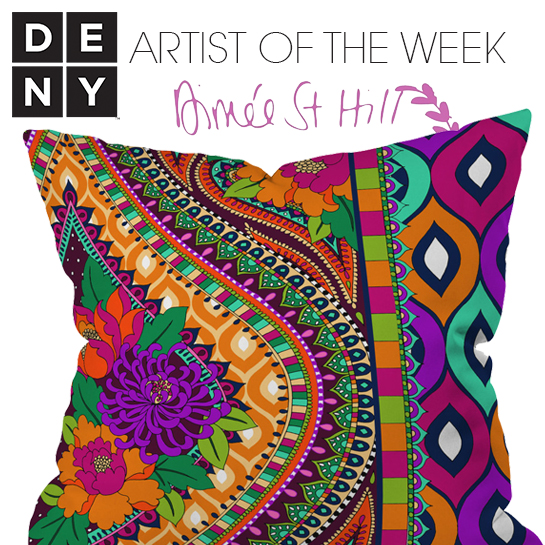 Aimee St. Hill | DENY Artist of the Week