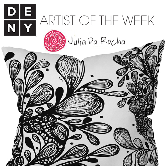 Julia Da Rocha | DENY Artist of the Week