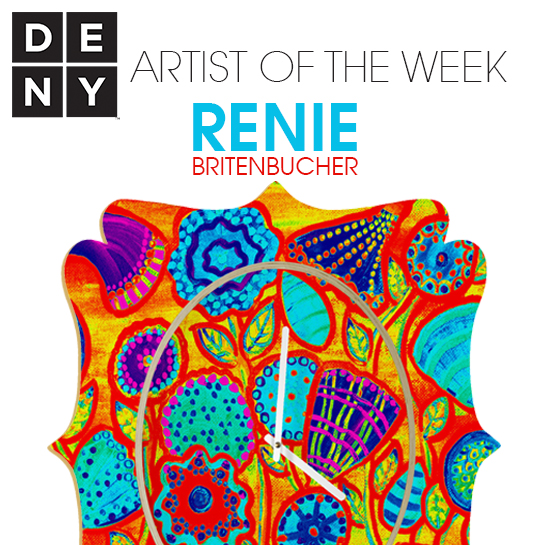 Renie Britenbucher | DENY Artist of the Week