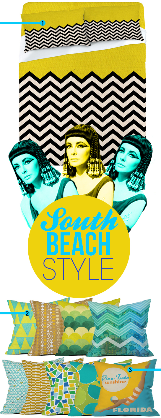 South Beach Style | Daily Digs