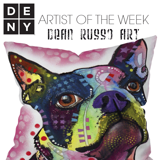 Meet Dean Russo | DENY Artist of the Week