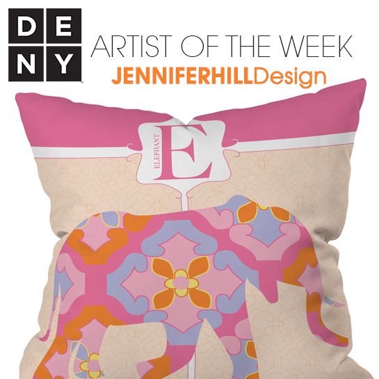 Jennifer Hill | DENY Artist of the Week