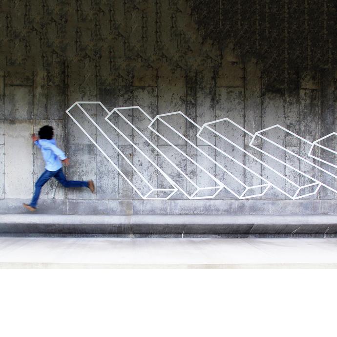 Street Art: Aakash Nihalani