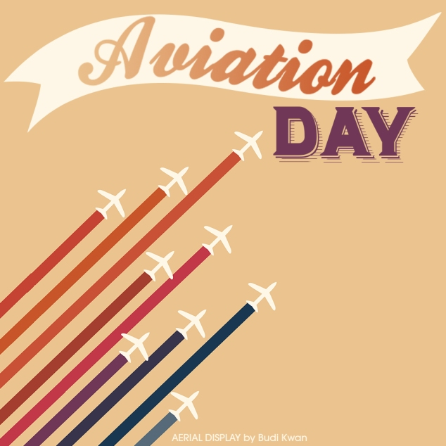 Airplane Themed Decor | Happy Aviation Day