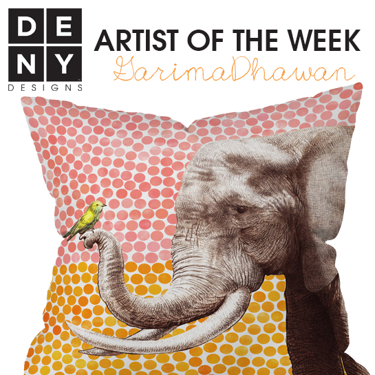 Garima Dhawan | DENY Artist of the Week