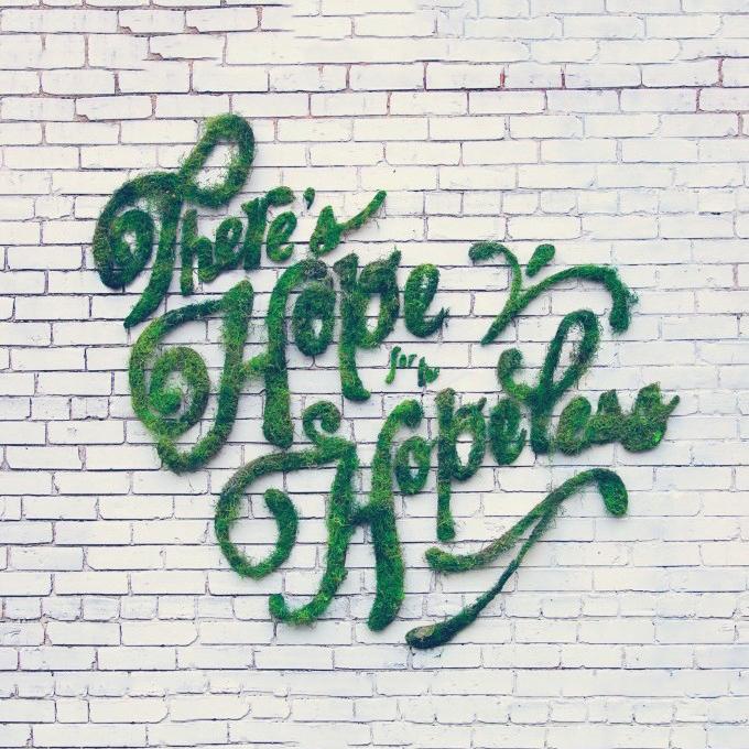 Hope Moss Graffiti E