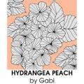 hydrangeapeachbygabi