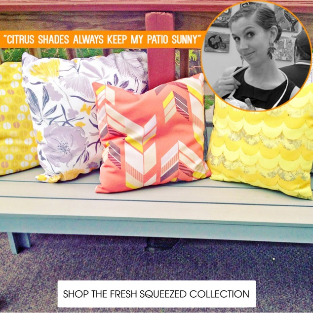 Shop the Fresh Squeezed Collection!