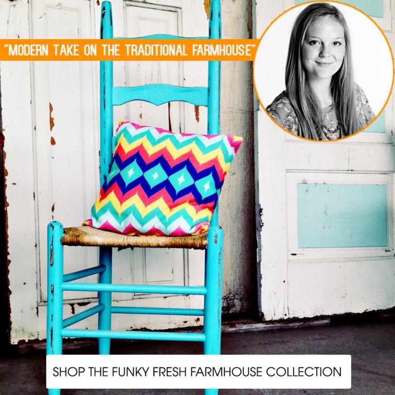 Shop the Funky Fresh Farmhouse Collection!