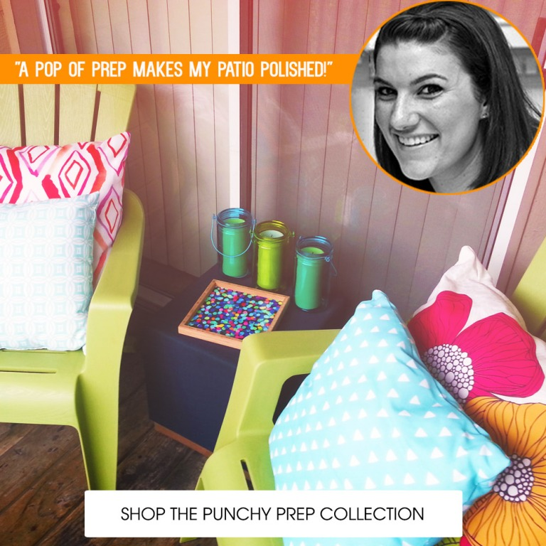 Shop the Punchy Prep Collection!